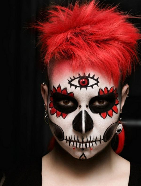 rouge-accentpou-e-visage-Halloween