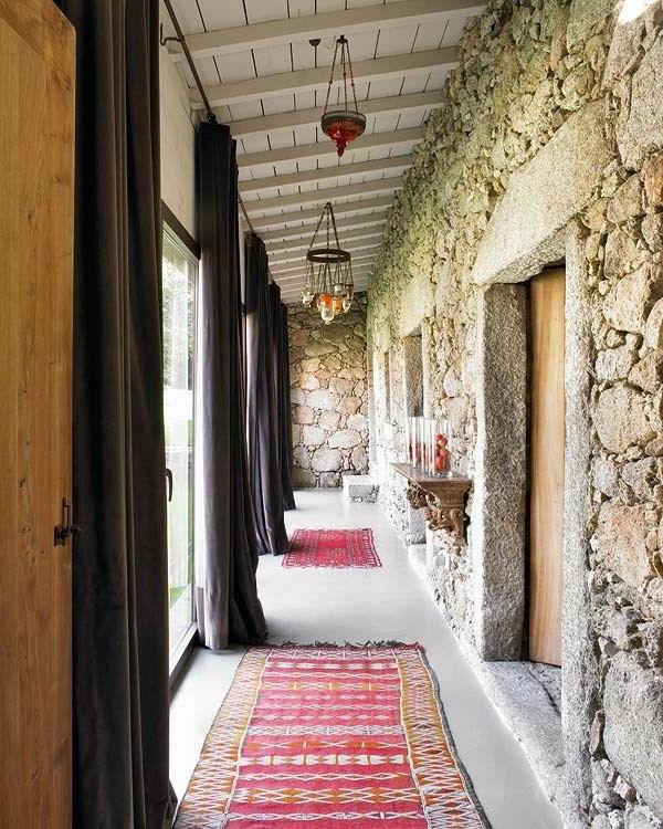 rustique-style-pour-le-couloir