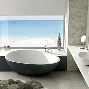 Idées de déco de salle de bain en style marin