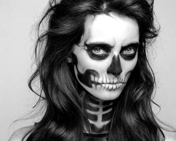 que vous avez bien aimés nos idées pour déguisement Halloween ...
