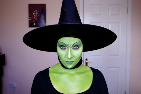 soricre,maquillage,vert