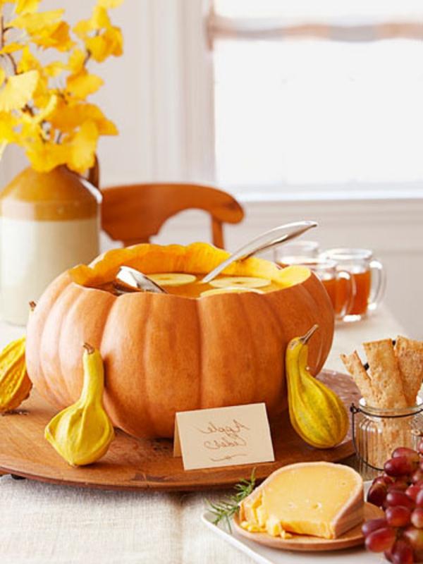 soupe-boule-citrouille-de-halloween