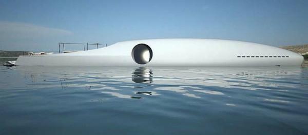 sous-marin-blanc-yaght