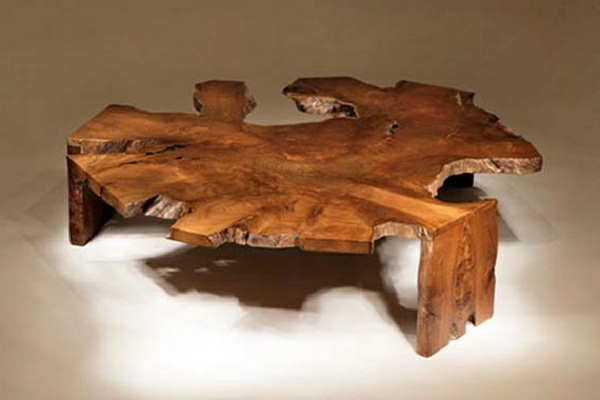 Mod les de table basse originale inspir s par la nature - Table salon originale ...