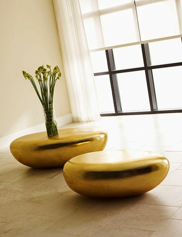 table-basse-originale-tables-galet-dorées