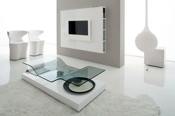 table-basse-transparente-formes-asymétriques