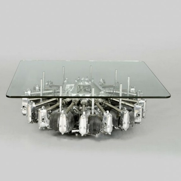 La table basse transparente designs cr atifs for Table basse scandinave transparente