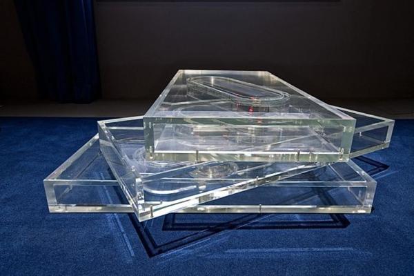 table-basse-transparente-table-à-café-originale