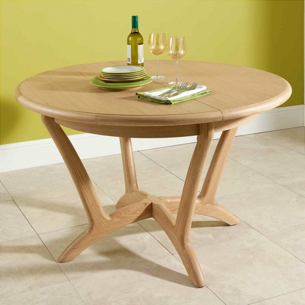 Table bistrot marbre ronde for Table extensible marbre