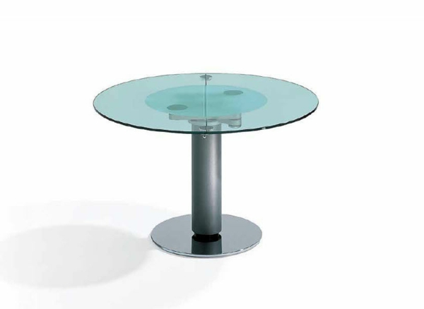 la table ronde extensible id es pratiques pour votre ameublement. Black Bedroom Furniture Sets. Home Design Ideas