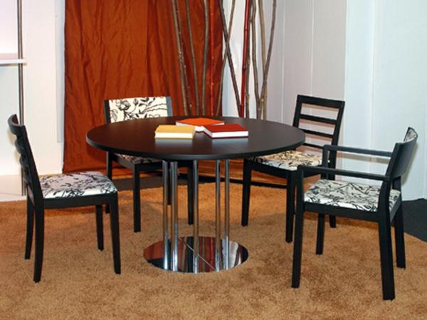 table-ronde-extensible-intérieur-contemporain