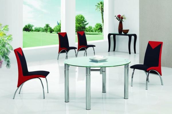 table-ronde-extensible-intérieur-moderne