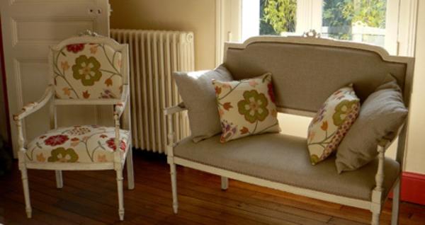 Le tapissier dameublement - vieille et moderne métier III ...