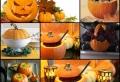 Uniques idées pour la citrouille de Halloween