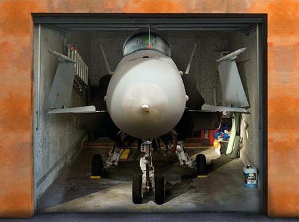 trompe-l' oeil-pour-porte-de-garage-avion