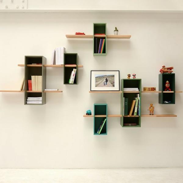 unique-design-d'étagère