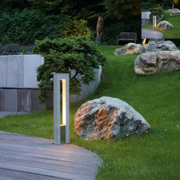unique potelet ext rieur pour le jardin. Black Bedroom Furniture Sets. Home Design Ideas