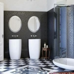 La vasque colonne - idées pratiques et style luxueux
