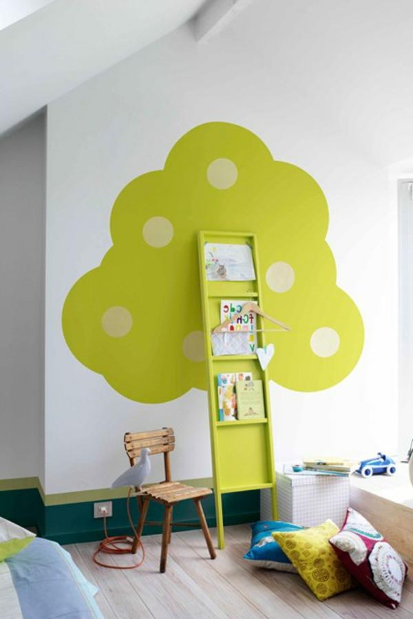 vert-abre-design-de-meuble-pour-chambre