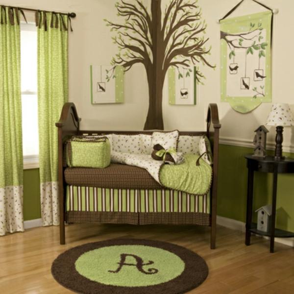vert-design-chambre-d'enfant