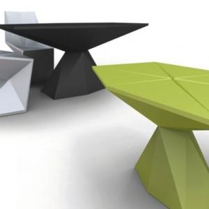 Le meuble design futuriste
