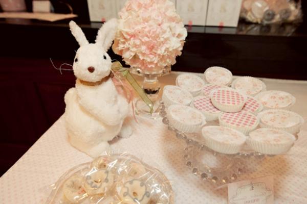 vintag-rose-gâteau-pour-fille