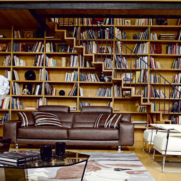 L' étagère murale design - 82 idées originales - Archzine.fr