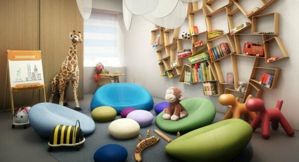 étagère-murale-design-chambre-d'enfant-magnifique