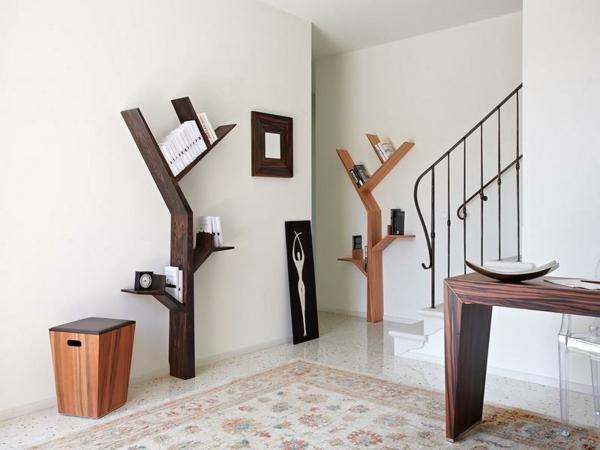 étagère-murale-design-deux-arbres