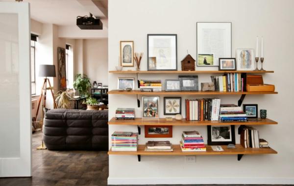 étagère-murale-design-en-bois