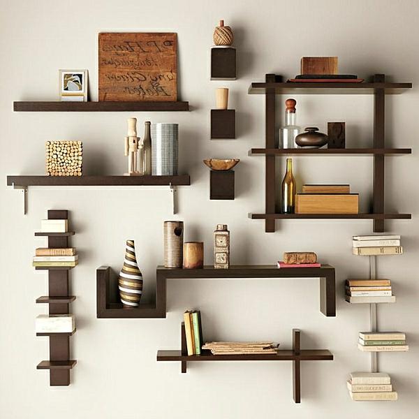 étagère-murale-design-intéressant