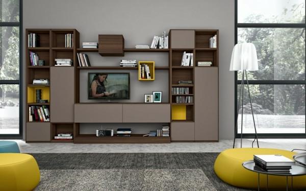 étagère-murale-design-salle-de-séjour