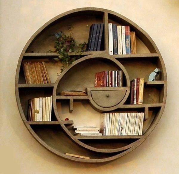étagère-murale-design-un-cercle