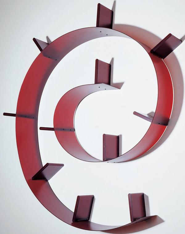 étagère-murale-design-une-étagère-spirale
