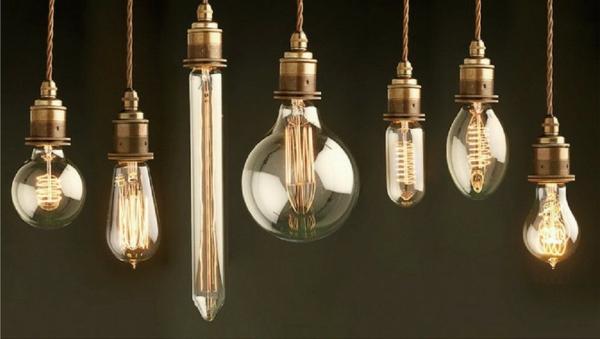 design unique pour la lampe-ampoule-décoratif