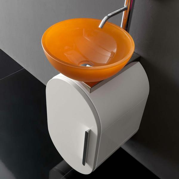 orange bassin