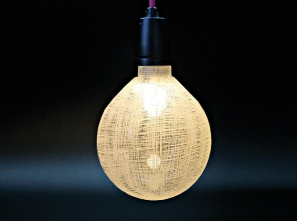 unique lampe
