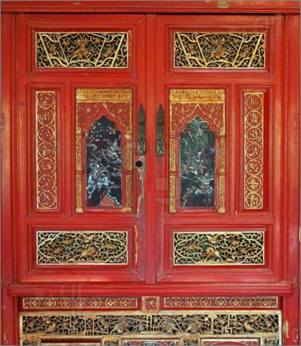 Antique-Chinois-ameublement