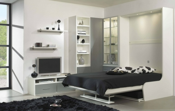 Armoire-lit-moderne