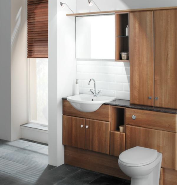 élégante salle de bain