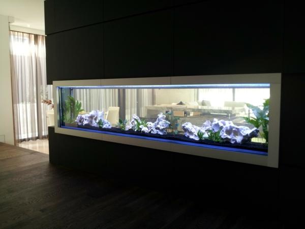 L 39 aquarium meuble dans la d co for Aquarium de salon