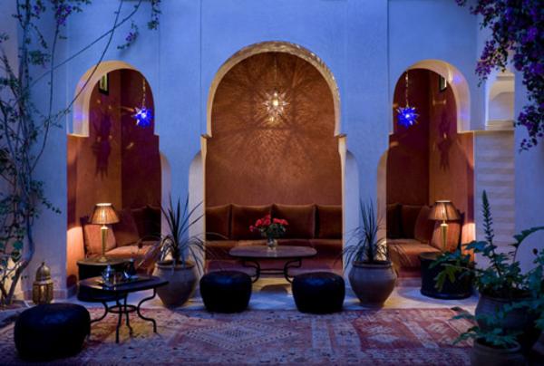 Décoration-Marocaine-luminaire