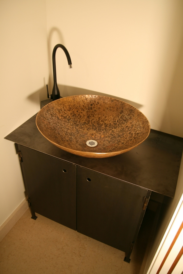 99 modèles de meuble lave main unique! - Archzine.fr