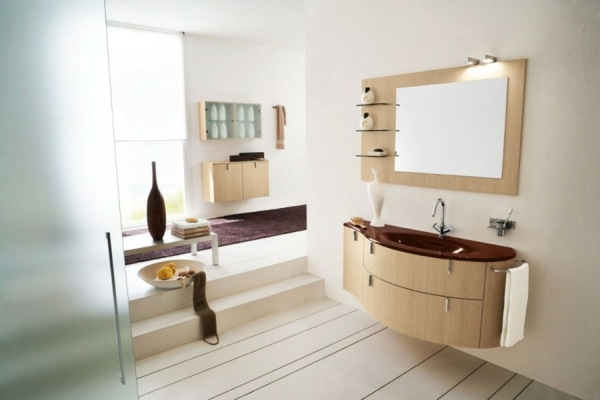 Modern-Classy-Bathroom-with-Luxury-Beige-Furniture