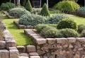 Différents bordures de jardin