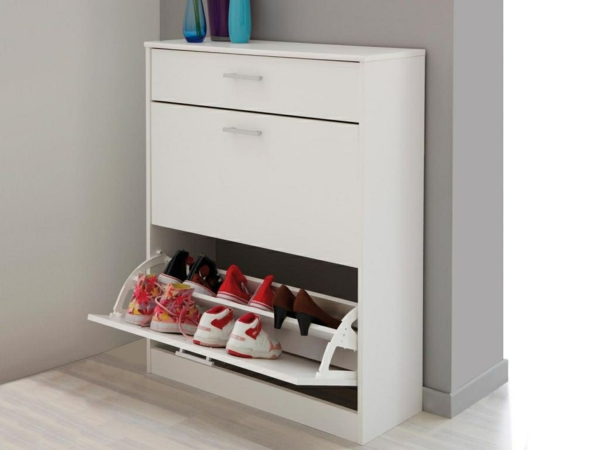 armoire-a-chaussures-blanche-3-portes