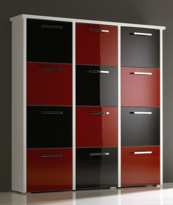 designs d 39 armoire chaussure. Black Bedroom Furniture Sets. Home Design Ideas