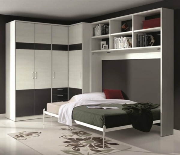 lits superpos s teo escamotables rabattables mini chambre pinterest. Black Bedroom Furniture Sets. Home Design Ideas