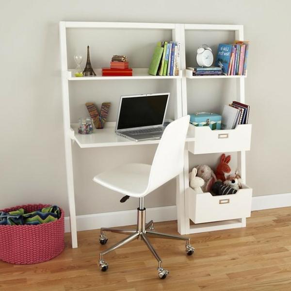 Le bureau escamotable d cisions pour les petits espaces for Meuble bureau escamotable