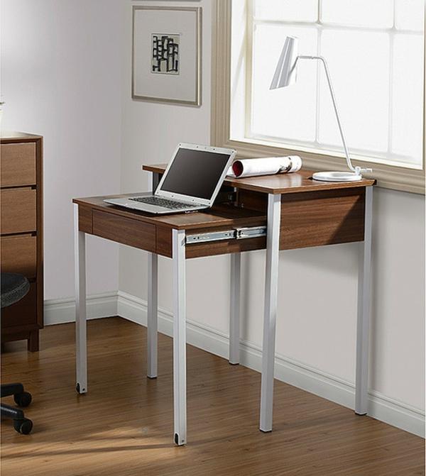 Le bureau escamotable d cisions pour les petits espaces - Moderne massieve bureau ...